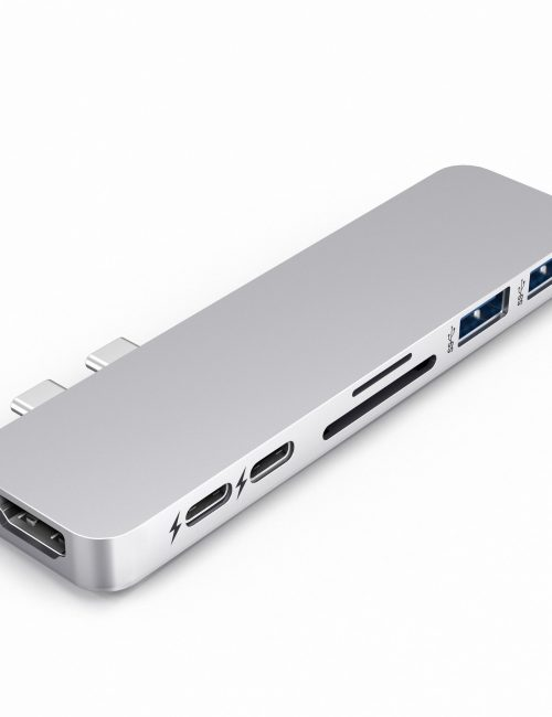 HYPERDRIVE DUO USB-C HUB MACBOOK PRO 13″ AND 15″ 2016/2017