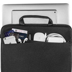 TÚI XÁCH TOMTOC (USA) MESSENGER BAGS MACBOOK 13″ BLACK