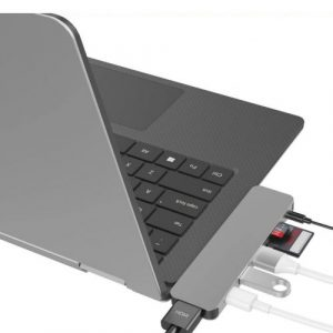 HYPERDRIVE SOLO 7-IN-1 USB-C HUB FOR MACBOOK, PC & DEVICES