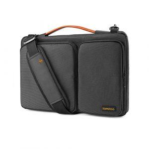 TÚI ĐEO TOMTOC (USA) 360* SHOULDER BAGS MACBOOK 15″ BLACK