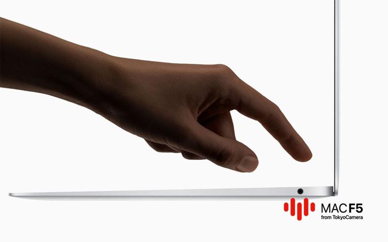 Cảm biến vân tay Touh ID đăng nhập cực nhanh