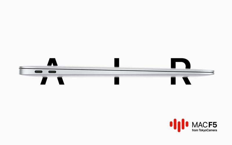 MacBook Air 13-inch 2018 - Sự đột phá về công nghệ và thiết kế