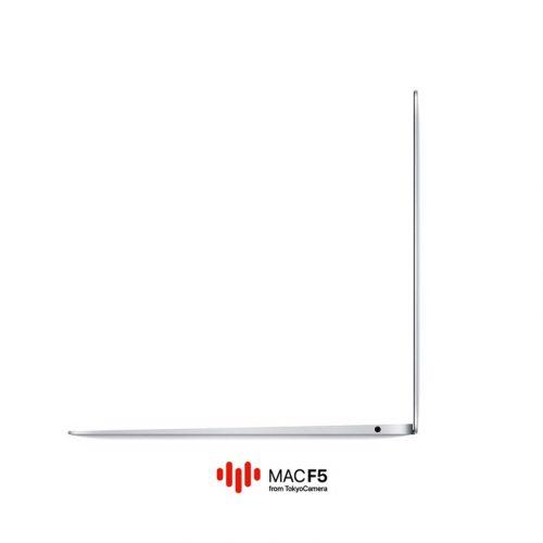MacBook Air 13-inch 2018 Silver - MREA2 MREC2 MVFK2 MVFL2 - 4