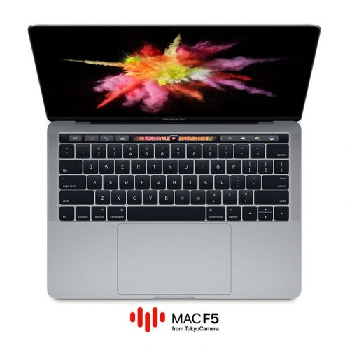 MacBook Pro 13-inch 2016 - Space Gray - MLH12 MNQF2 MLL42 - 1
