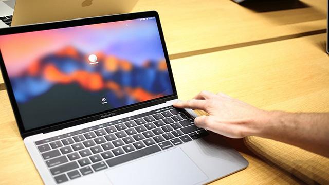 TouchID giúp bạn mở khóa nhanh hơn