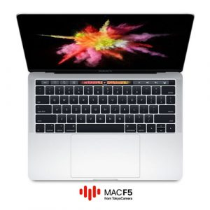 MacBook Pro 13-inch Touch Bar 2016 - Silver - MNQG2 MLVP2 - 1