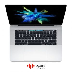 MacBook Pro 15-inch Touch Bar 2017 Silver MPTV2 MPTU2 - 1