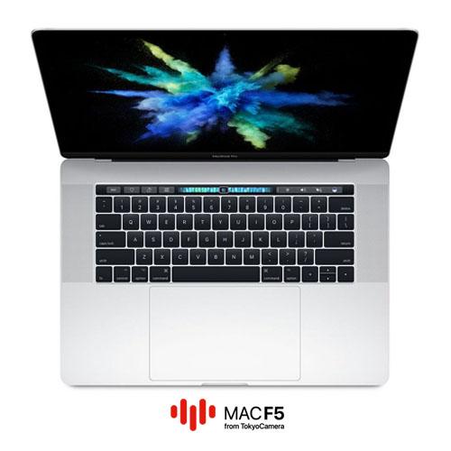 MacBook Pro 15-inch Touch Bar 2017 Silver MPTV2 MPTU2 - 1