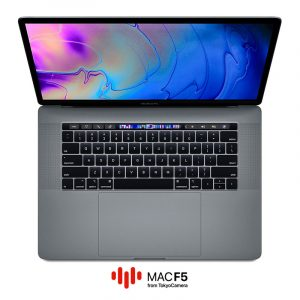 MacBook Pro 15-inch Touch Bar 2018 Space Gray - MR932 MR942 MR952 - 1