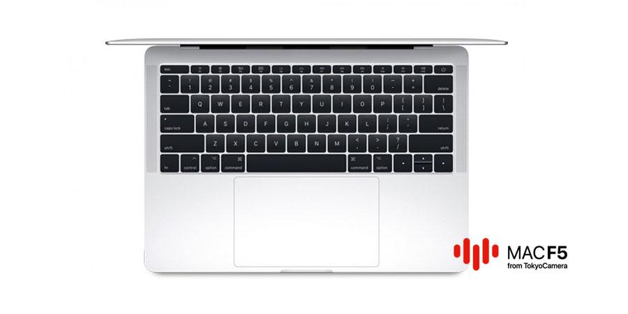 MacBook Pro 2017 - Trackpad và bàn phím nhẹ nhàng, êm ái hơn