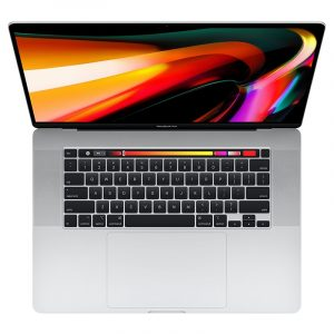 MacF5.vn MacBook Pro 16-inch Touch Bar 2019 (Silver) (MVVL2, MVVM2) - 1