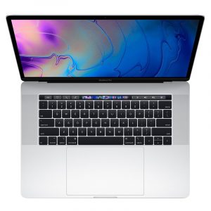 MacF5.vn Macbook Pro 15-inch Touch Bar 2019 (Silver) (MV932, MV922) - 1