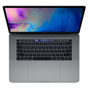 MacF5.vn Macbook Pro 15-inch Touch Bar 2019 (Space Gray) (MV912, MV902) - 1