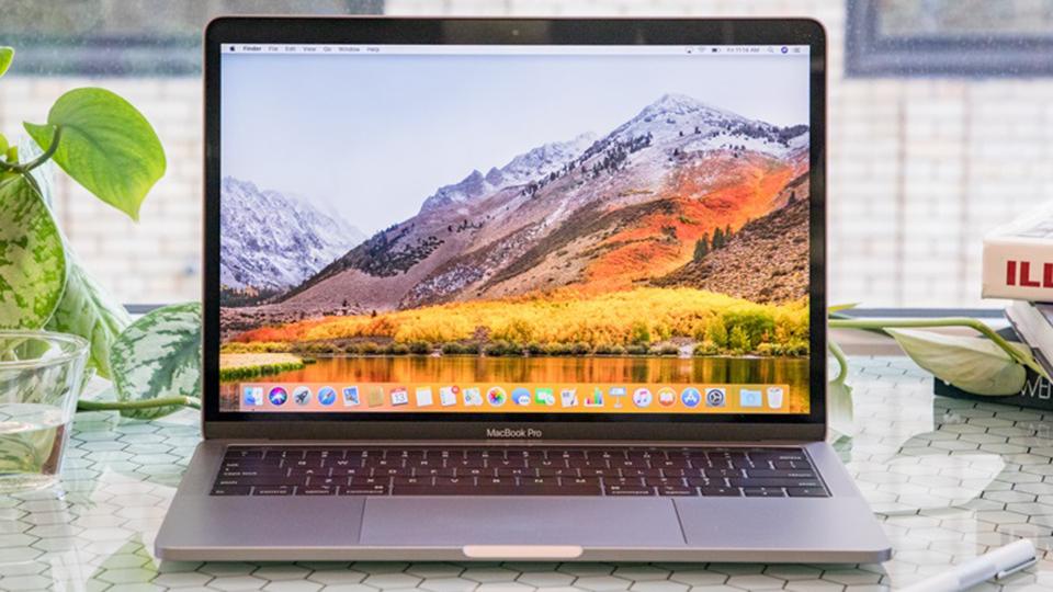 MacF5.vn Macbook Pro 13-inch Touch Bar 2019 i5 - Dung lượng RAM lớn