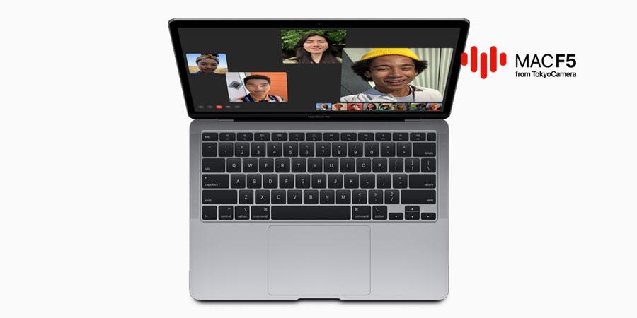 Trải nghiệm âm thanh tốt hơn trên MacBook Air 13-inch 2020