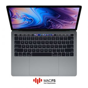 MacBook Pro 13-inch Touch Bar 2018 Space Gray - MR9Q2 - 1
