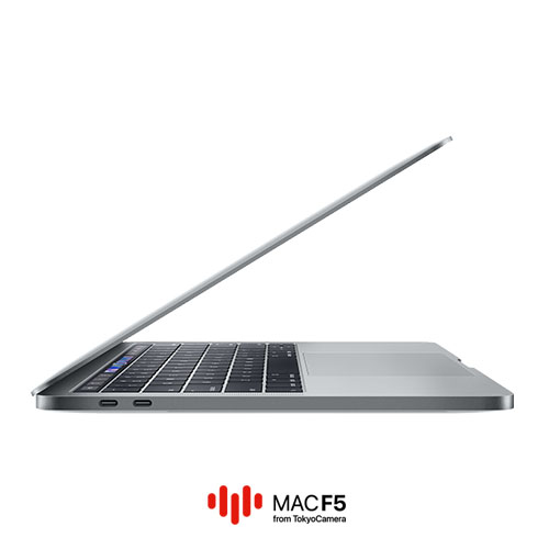 MacBook Pro 13-inch Touch Bar 2018 Space Gray - MR9Q2 - 2