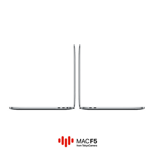 MacBook Pro 13-inch Touch Bar 2018 Space Gray - MR9Q2 - 3