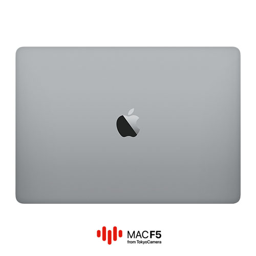 MacBook Pro 13-inch Touch Bar 2018 Space Gray - MR9Q2 - 4