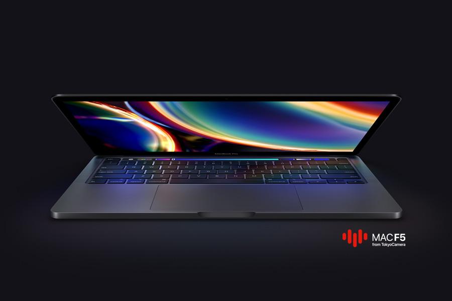 MacBook Pro 13-inch 2020 chính hãng tại MacF5.vn